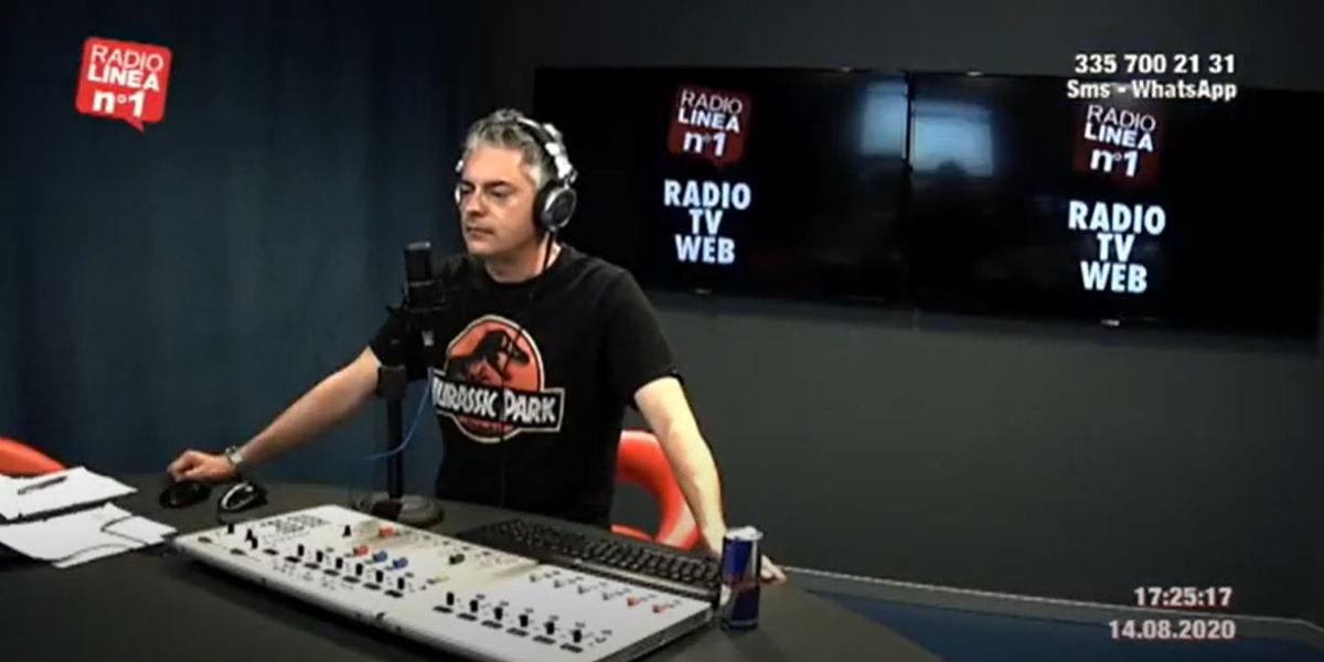 matteo malatini con dillo facile su radio linea insieme a valemix per parlare di instagram reels e tik tok